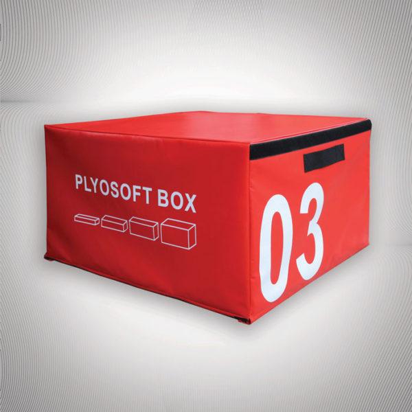 Soft Plyometric jump box