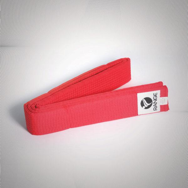Martial Arts Red belt
