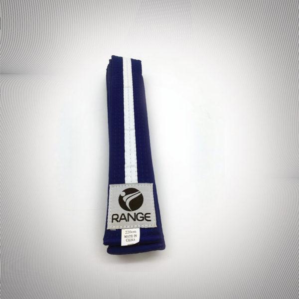 Littel Dragon Purple belt with white strip