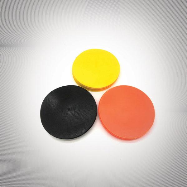 Flat Football Cone