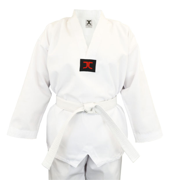 JC Basic Uniform - Geup - WT Approved