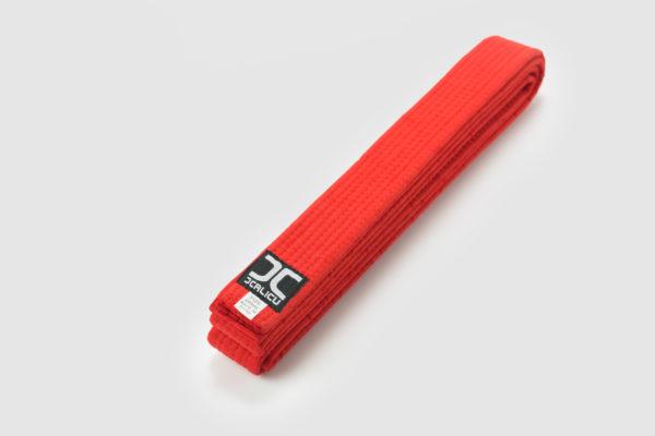 JC Red Belt