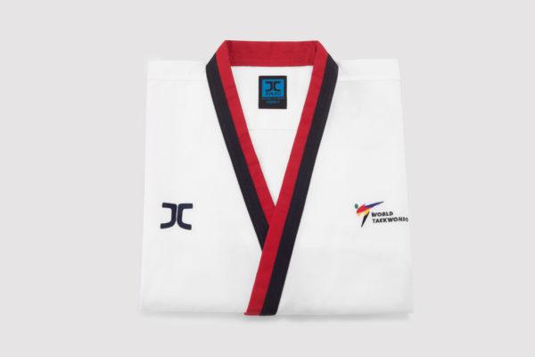 JC Female Poomsae Club Uniform - Poom - WT Approved