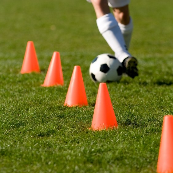 10pc Speed Agility Marker Cones
