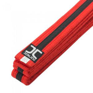 JC Black Strip Belt