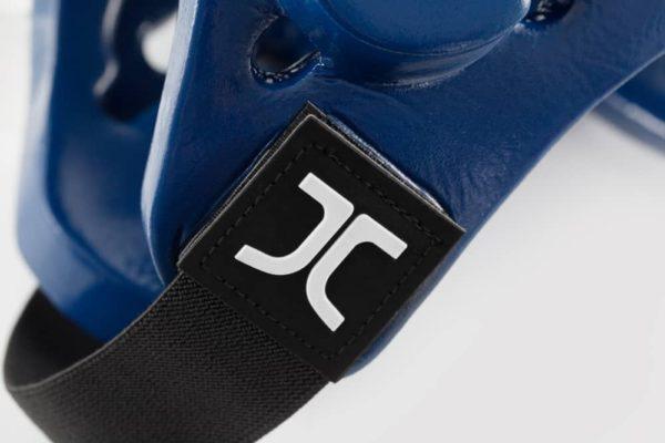 Taekwondo JC Club Head Protector Blue WT Approved