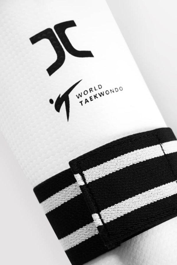 Taekwondo JC Club Shin Protector WT Approved