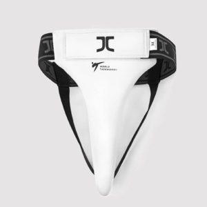 Taekwondo JC Female Groin Protector WT Approved