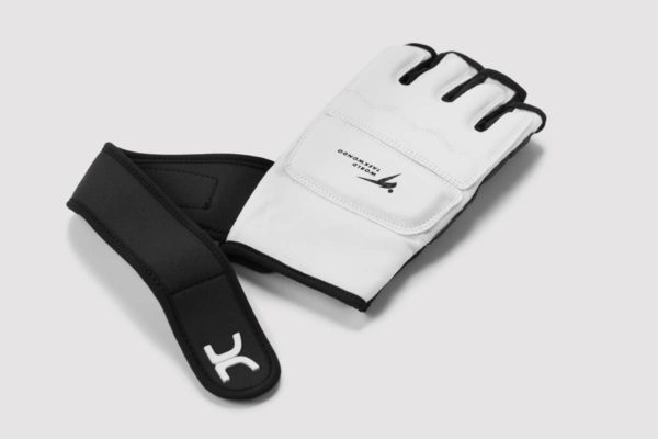Taekwondo JC Club Hand Protector WT Approved